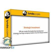 دانلود lynda Building a Talent Pipeline from New Recruits to Leadership