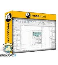 دانلود lynda CAD and BIM: Workflow for Areas in Facilities Management