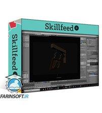 دانلود Skillshare Blender for beginners creating a low poly 3D model complete introduction