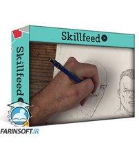 دانلود Skillshare Drawing Comic Style Faces Using Traditional Art Supplies