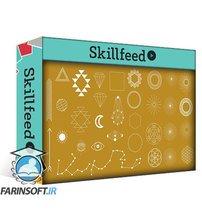 دانلود Skillshare Geometric Vector Illustration in Affinity Designer + 33 Geometric Vector Assets