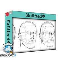 دانلود Skillshare How to Draw Comic Style Heads – Step by Step – From Any Angle