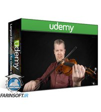 دانلود Udemy VIBRATO MASTER COURSE – Violin Beginner to Advanced Vibrato