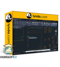 دانلود lynda AutoCAD 2020 Essential Training