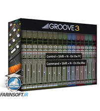 دانلود Groove3 Mixing with Pro Tools 2019