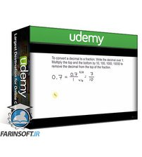 دانلود Udemy GCSE/IGCSE Maths (9-1) Grade 1 and 2 Topics