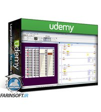 دانلود Udemy PLC & AC Drive with Automatic & Manual Industrial Control