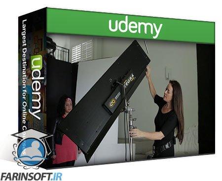 دانلود Udemy Lighting – Natural, Constant, and Strobe