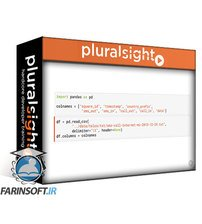 دانلود PluralSight Scaling Python Data Applications with Dask