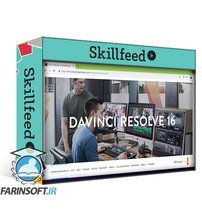 دانلود Skillshare DaVinci Resolve 16 – Video Editing from Beginner to Advanced