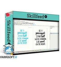 دانلود Skillshare How to Digitize your Hand Lettering without Photoshop