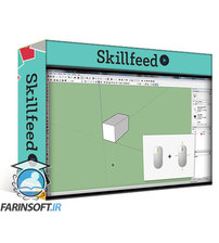 دانلود Skillshare Learning SketchUp Pro 2019 for 3D Designers and Architects (3D Modeling)