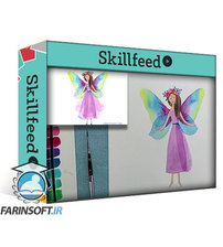 دانلود Skillshare Painting a Fairy – Learn Magical Watercolor Techniques