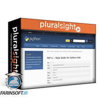 دانلود PluralSight Programming Python Using an IDE