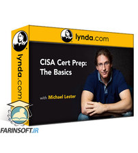 دانلود lynda CISA Cert Prep: The Basics