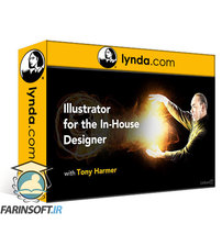 دانلود lynda Illustrator for the In-House Designer