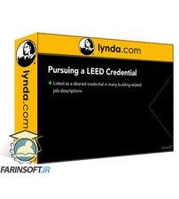 دانلود lynda Introduction to LEED Credentialing