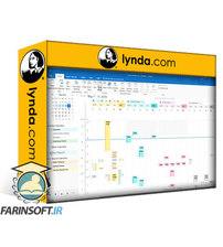 دانلود lynda Outlook: Working with Multiple Calendars