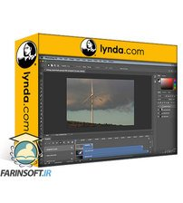 دانلود lynda Photoshop: Creative Video Compositing