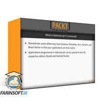 دانلود PacktPub Learning NativeScript