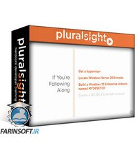 دانلود PluralSight Installing Windows Server 2019