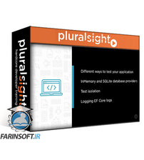 دانلود PluralSight Testing with EF Core