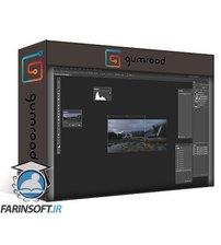 دانلود Gumroad Designing Landscapes in Photoshop