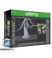 دانلود Udemy Blender 2.79 Nature environment creation