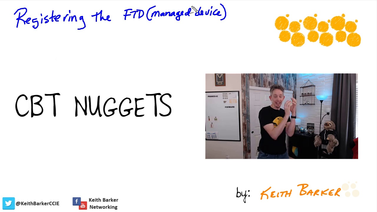 دانلود CBT Nuggets Firepower Initial Configuration