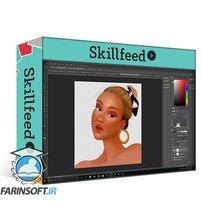 دانلود Skillshare Digital Portrait Painting : Tips and tricks