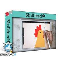 دانلود Skillshare How to Draw in Procreate – Animal Illustrations on the iPad Pro – Digital illustrations