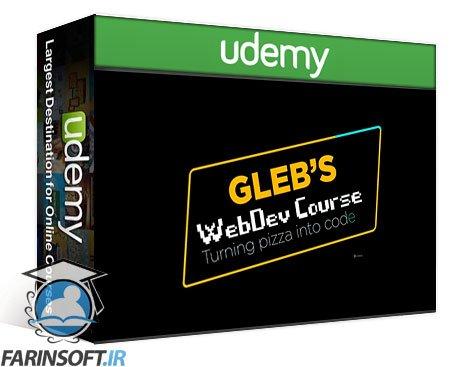 دانلود Udemy Crash Course on Web Frameworks 2019