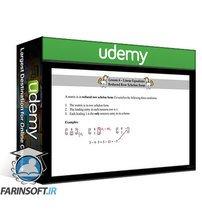 دانلود Udemy Scholarly Unicorn's Linear Algebra Course – Part 1