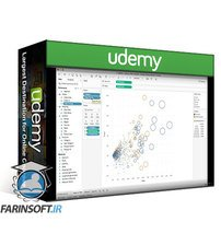 دانلود Udemy Tableau for Visual Analytics