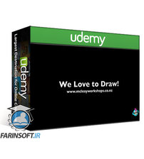 دانلود Udemy The Rob McLeay Drawing Show – The Character Design Course