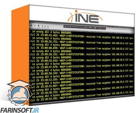 دانلود INE THE CCNP CANDIDATES GUIDE TO BGP