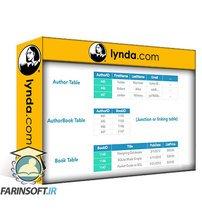 دانلود lynda Database Clinic: SQLite