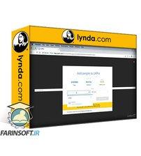 دانلود lynda Developing a Design System with UXPin