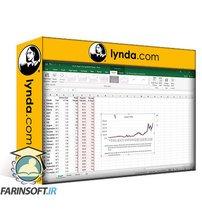 دانلود lynda Excel: Economic Analysis and Data Analytics