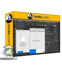 دانلود lynda InDesign for UX Design