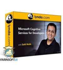 دانلود lynda Learning Microsoft Cognitive Services for Developers