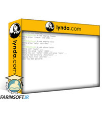 دانلود lynda Linux Foundation Cert Prep: User and Group Management (Ubuntu)