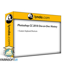 دانلود lynda Photoshop CC 2018 One-on-One: Advanced