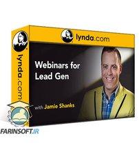 دانلود lynda Webinars for Lead Gen