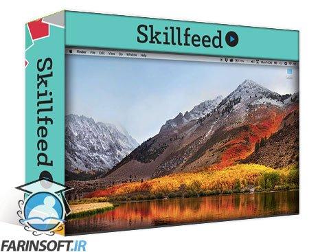 دانلود Skillshare From Sketch to Adobe XD: UI Design and Interactive Prototype