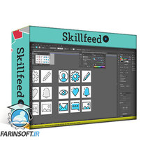 دانلود Skillshare Learn basics, tips and tricks of icon design and save your time