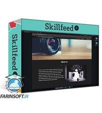 دانلود Skillshare Learn To Create a Modern Professional Looking Website with HTML & CSS