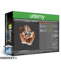 دانلود Udemy 3d scanning course training for vector software; 3d printing
