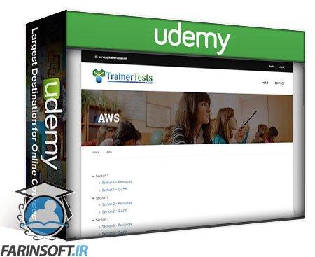دانلود Udemy Become AWS Certified – Solutions Architect Associate (CSA)