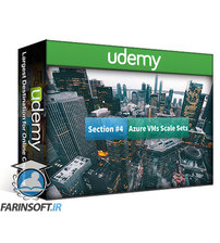دانلود Udemy Becoming a Cloud Expert – Microsoft Azure IaaS – Level 3